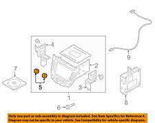 HYUNDAI OEM 12-16 Veloster GPS Navigation System-Display Unit Knob 961432V000