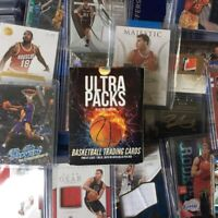 ULTRA Packs BASKETBALL  HOT PACK  THE ORIGINALS! 1 HIT MIN.10-15 Cards Per Pack.