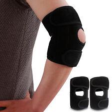 2x Tennis Ellenbogenbandage Golf Tennis Armbandage Epicondylitis Sport Bandage