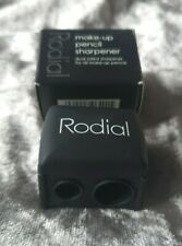 BNIB Rodial  Makeup Pencil Sharpener With Blade Cleaner Tool