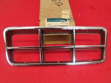 NOS 1978 Chevrolet Chevette Chrome Right Front Radiator Grill 466808 / 466806