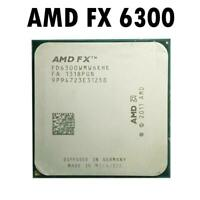 AMD FX 6300 CPU 6 Core 3.5GHz Socket AM3+ Processor 64-Bit Computing RL02