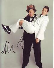 ADAM SANDLER & KEVIN JAMES signed I NOW PRONOUNCE YOU CHUCK & LARRY photo