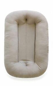 Snuggle Me Organic Bare   Baby Lounger & Infant Floor Seat   Newborn Essentials