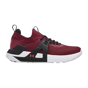 Under Armour Fitness Men's UA Project Rock 4 Marble Training Shoes 3023695-600