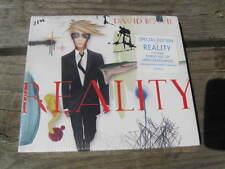 DAVID BOWIE 2003 reality NEW/SEALED SPCL LMTD ED DIGI-PAK CD w/UNRLSD BONUS DISC