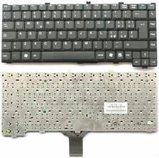 Tastiera italiana nera per notebook Fujitsu Siemens Amilo M7440 M7440G