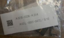 (4) FANUC Accessory A02B-0236-K314 Connector