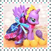 "❤️My Little Pony MLP Large 6"" Fashion Style PRINCESS LUNA Pony Wedding 2012 G4❤️"