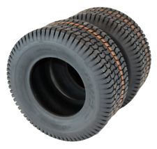 Set of 2 New 16x6.50-8 Turf Tires for Lawn and Garden Mower ** FREE SHIPPING **