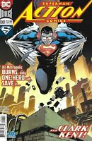Superman Action Comics Issue 1001 Modern Age First Print 2018 Bendis Gleason DC