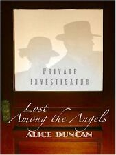 Lost Among the Angels (Five Star First Edition Mys