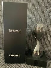 CHANEL HOURGLASS 10 miniutes New in Box RARE BLACK