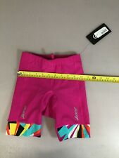 Zoot Protege Girls Tri Triathlon Shorts Size Large L (6919-2)