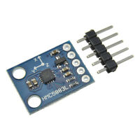 3V-5V HMC5883L Triple Axis Compass Magnetometer Sensor Module For Arduino