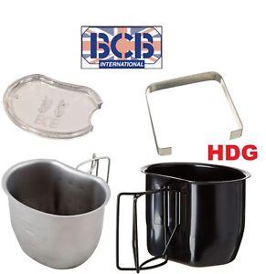 BCB CRUSADER MUG CANTEEN CUP LID HANGER SAS Cook Stove Water Bottle Hexi Stove