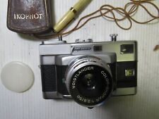 Voightlander Vitessa T 35mm Camera- IKOPHOT  Meter-Carrying Case-Orig. Box MINT!