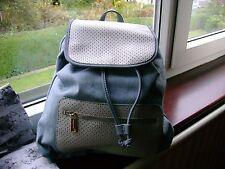 Paul and Joe Sister NWT Denim Blue Rucksack/Backpack