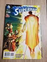 Superman #40 FN 2015 DC Comic The New 52 John Romita Jr.