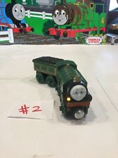 TALKING/LIGHT EMILY AND TENDER (2012) Thomas & Friends Wooden Railway  Engine