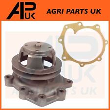 Ford 4100 4110 4200 4330 4410 4610 4630 4830 Tractor Water Pump Single Pulley