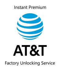 USA AT&T Premium Instant Factory Unlock Service For All iPhone and iPad