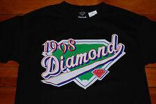 NEW Diamond Supply Company Big Leaguer Graphic T-shirt (Small)