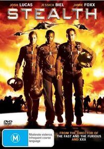 Stealth (DVD, 2006)