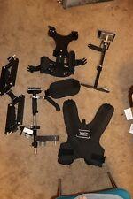 Magiqcam - GlideCam, Vest, Arm, Sled & Case. Stabilizer for Lightweight Cameras