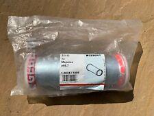 Geberit Mapress Carbon Steel Slip Coupling, zinc plated - 66.7mm - 22112