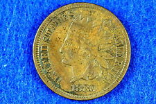 Estate  Find 1880 -  Indian Head Cent!! #F9566