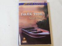 Suspense The Justice Agency: Dark Tide by Susan Sleeman (2014, Paperback Book)