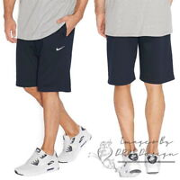 Nike Crusader Shorts Men's Navy Blue Jersey Sports Beach Shorts