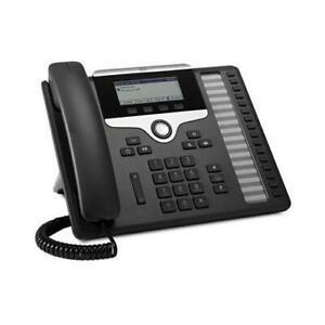 Cisco Refresh CP-7861-K9-RF REFURB UC Phone 7861 CP7861K9RF