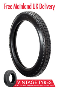 Avon 350H20 Safety Mileage Original Motorcycle Tyre 350-20 3.50-20