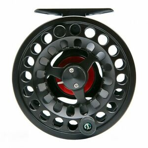 HANAK WAVE FLY REEL 2/4 4/5 6/8 AND 7/9 WEIGHT QUALITY DRAG BALL-BEARING