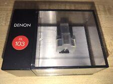 DENON DL-103 0.3 mV Low Output MC Cartridge, MADE IN JAPAN