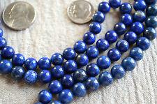 6 mm Lapis Lazuli Handmade 108+1 Mala Beads Necklace -Blessed Energized