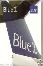 Airline Timetable - Blue 1 - 31/10/04 (Finland) Blue1 SAS - S