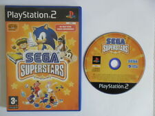 SEGA SUPERSTARS - PLAYSTATION 2 - JEU PS2