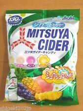 MITSUYA CIDER CANDY 136g Japanese Soda Candy Asahi New from Japan Made in Japan