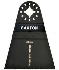 20x Saxton 65mm Legno Lame per Fein Multimaster, Bosch Attrezzo Multifunzione Oscillante