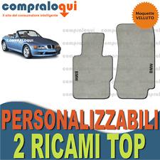 Tappetini IN GOMMA PER BMW 3er e36 e 36 Touring STATION WAGON 5-PORTE 1990-2000 GRIGIO guscio