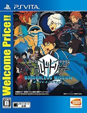 World Trigger: Borderless Mission (Welcome Pr PS Vita SONY JAPANESE NEW JAPANZON