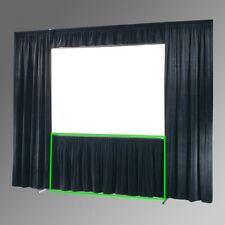 Draper 242180 - Ifr Skirt Drapery For 9'x12' Ufs Ultimate Folding Screen
