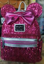 More details for imagination pink loungefly mini backpack