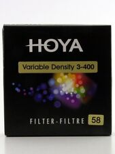 Hoya Filter ND 3- ND 400 Graufilter variable 58 mm