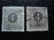SUEDE - timbre yvert et tellier n° 31 x2 obl (A27) stamp sweden