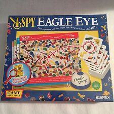 NEW  I Spy Eagle Eye Game With Bonus Game And Spy Glass SEALED Briarpatch Games