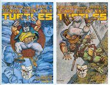 Teenage Mutant Ninja Turtles Color Classics Vol 3 Issue 1-2 Set of 2 IDW Comics